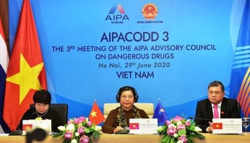 Hướng tới cộng đồng ASEAN không có ma túy