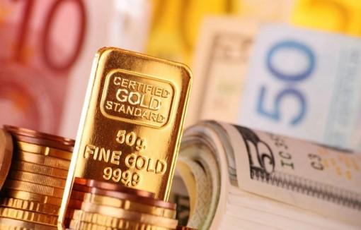 Giá vàng châu Á tăng do lo ngại về triển vọng phục hồi kinh tế