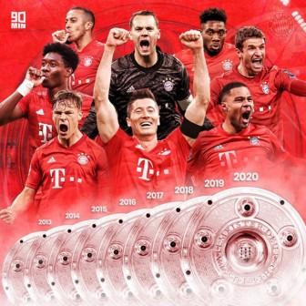 """""""Mia san mia"""" mới là sự khác biệt giữa Bayern và phần còn lại"""