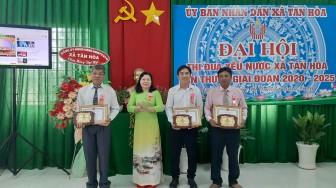 Đại hội Thi đua yêu nước xã Tân Hòa lần thứ II