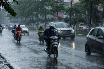 Từ ngày 1-7, Bắc Bộ chấm dứt nắng nóng diện rộng nhờ mưa dông