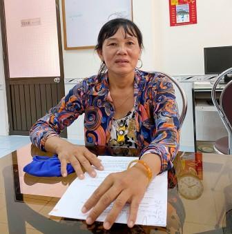 Tiếp tục trả lời vụ việc của bà Nguyễn Thị Dừa
