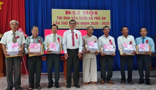 Đại hội Thi đua yêu nước xã Phú An lần thứ II