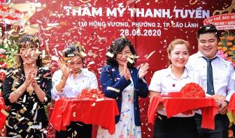 Thẩm mỹ Thanh Tuyền: Khai trương chi nhánh thứ 3 tại TP. Cao Lãnh (Đồng Tháp)