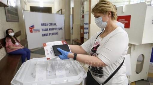 Người dân Nga với sứ mệnh sửa đổi Hiến pháp