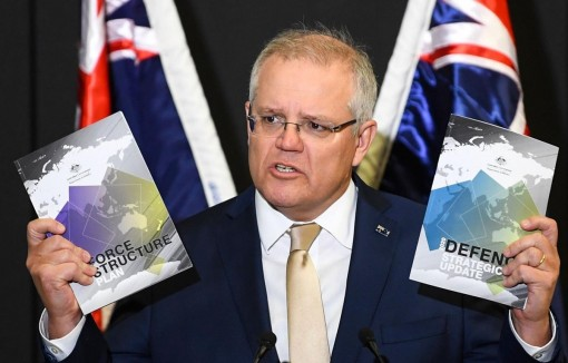 Australia tăng chi tiêu quốc phòng lên 200 tỷ USD trong thập kỷ tới