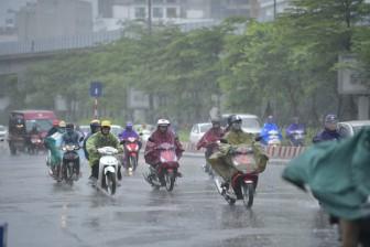 Thời tiết ngày 2-7: Bắc Bộ mưa dông, đề phòng thời tiết nguy hiểm