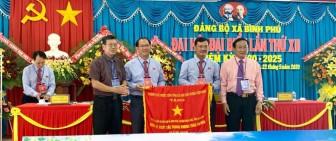 Châu Phú sẵn sàng Đại hội Đảng bộ huyện