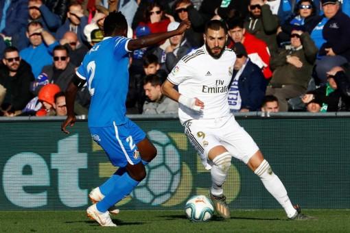 Real Madrid vs Getafe: Chiến thắng để bứt phá