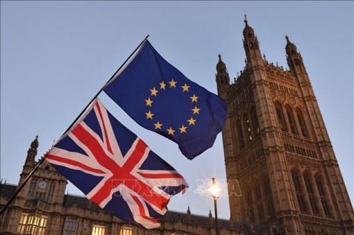 Anh tin tưởng đạt được thỏa thuận thương mại tự do với EU