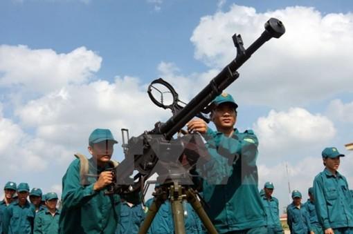 Quy định chế độ, chính sách đối với Dân quân tự vệ