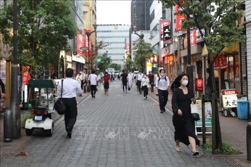 Nhật Bản ghi nhận thêm trên 100 ca mắc COVID-19 tại thủ đô Tokyo