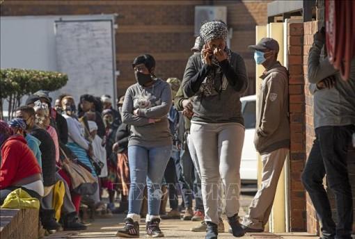 GDP của Nam Phi giảm sâu nhất trong 30 năm