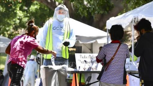Các địa phương của Mỹ tăng cường các biện pháp ứng phó dịch COVID-19