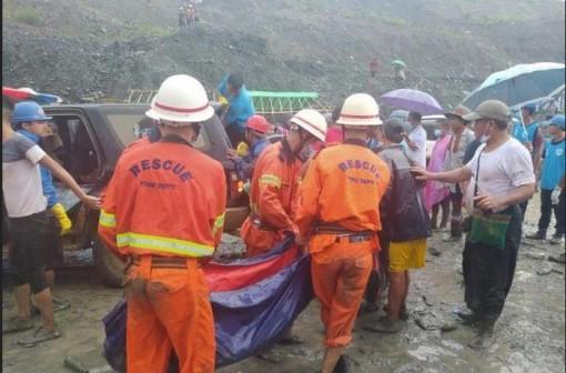 Myanmar: Ít nhất 113 người thiệt mạng tại một mỏ khai thác ngọc bích