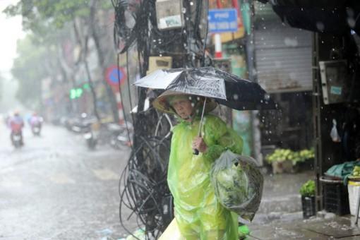 Tháng 7, cả nước mưa nhiều, cuối tháng dự báo có bão