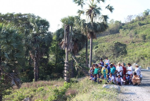 Tập trung ngăn ngừa tội phạm trên địa bàn huyện Tri Tôn