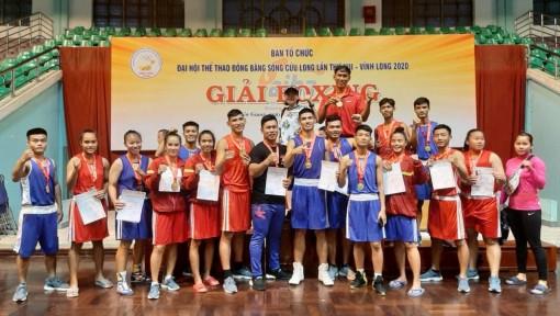 Boxing An Giang khẳng định vị thế tại khu vực ĐBSCL