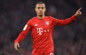 Liverpool dốc két 31 triệu bảng lấy Thiago Alcantara