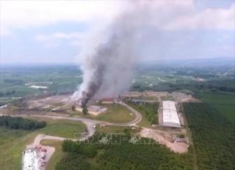 4 người chết, 108 người bị thương trong vụ nổ nhà máy pháo hoa ở Thổ Nhĩ Kỳ