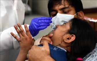 Dịch COVID-19: Ấn Độ ghi nhận số ca nhiễm cao nhất trong một ngày