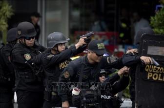 Xả súng tại Philippines