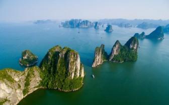 Vịnh Hạ Long trong danh sách 50 kỳ quan thiên nhiên đẹp nhất thế giới