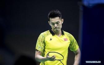 Huyền thoại cầu lông Lin Dan tuyên bố giải nghệ