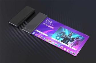 LG phát triển điện thoại cuộn độc đáo