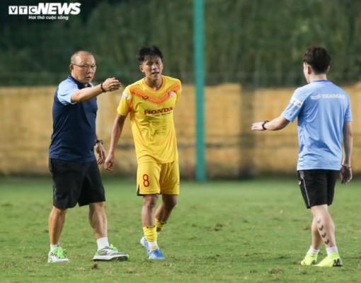 Vì sao HLV Park Hang Seo lo U22 Việt Nam không có cầu thủ hay như Công Phượng?