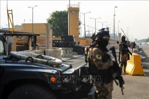 Rocket bắn vào các cơ sở của Mỹ tại Iraq
