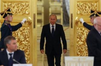 Ông Putin sẽ làm Tổng thống trọn đời: Quyết định thuộc về nhân dân Nga