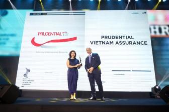 """Prudential Việt Nam lần thứ 3 được vinh danh """"Nơi làm việc tốt nhất Châu Á"""""""