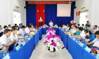 Tịnh Biên sơ kết tình hình thực hiện nhiệm vụ phát triển kinh tế - xã hội 6 tháng đầu năm 2020