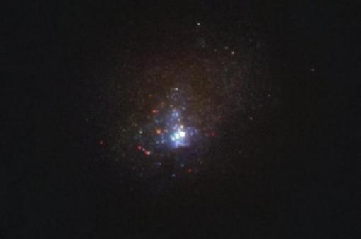 Bí ẩn 'cái chết' của ngôi sao cách Trái đất 75 triệu năm ánh sáng