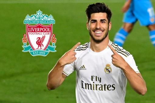 "Liverpool chi 100 triệu bảng nổ ""bom tấn"" Asensio"