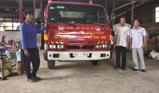 Những việc từ thiện ý nghĩa ở Phú An
