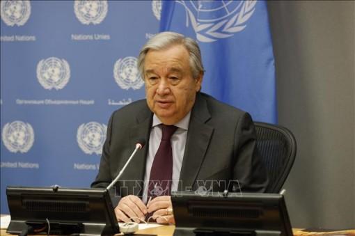 Liên hợp quốc kêu gọi cộng đồng quốc tế đoàn kết chống khủng bố
