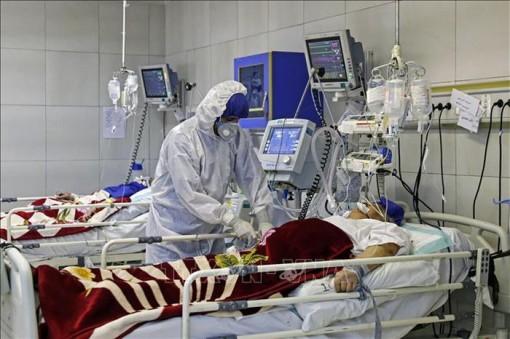 Iran ghi nhận số ca tử vong do COVID-19 trong ngày cao kỷ lục