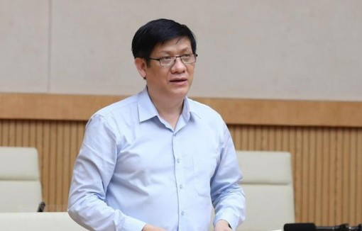 Thủ tướng giao quyền Bộ trưởng Bộ Y tế cho ông Nguyễn Thanh Long