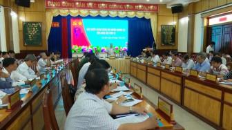 Hội nghị Ban Chấp hành Đảng bộ huyện Chợ Mới lần thứ 19 (nhiệm kỳ 2015-2020)
