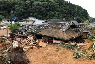 Thủ tướng gửi điện thăm hỏi về mưa lớn kéo dài tại Nhật Bản