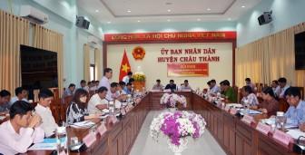Kinh tế - xã hội huyện Châu Thành phát triển ổn định