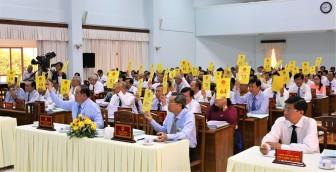 Kỳ họp thứ 15, HĐND tỉnh An Giang khóa IX (nhiệm kỳ 2016-2021): Thông qua nhiều báo cáo, tờ trình quan trọng