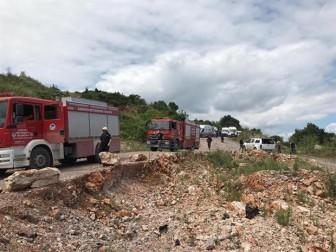 Nổ xe tải chở pháo hoa tại Thổ Nhĩ Kỳ, gần 10 người thương vong