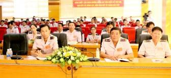 Cục Hải quan An Giang: Xây dựng lực lượng hiện đại, chính quy, chuyên nghiệp
