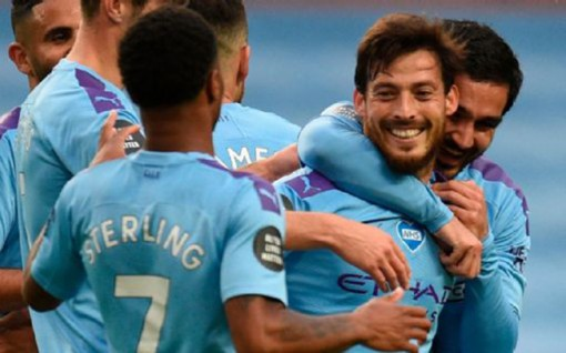 Man City, Liverpool cùng thắng đậm