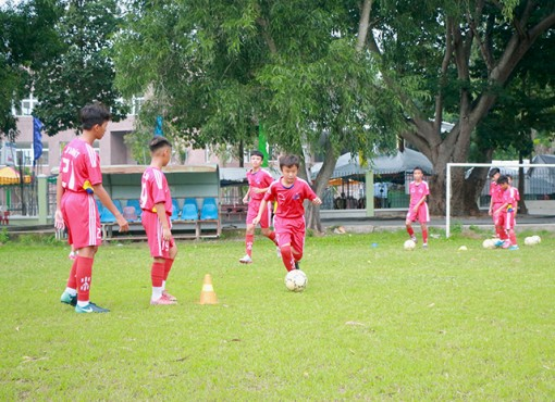 U13 Đồng Tháp đặt mục tiêu giành vé dự vòng chung kết
