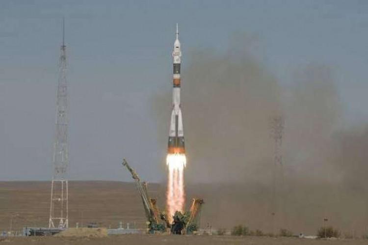 Tàu vũ trụ Nga MS-13 bị chôn vùi ở Thái Bình Dương