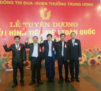 Kỹ sư Đinh Phú Hiệp- Gương sáng về tinh thần lao động sáng tạo